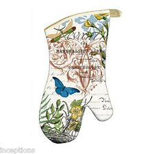 Michel Design Works Cotton Kitchen Oven Mitt Into the Woods - NEW