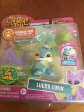 Animal Jam Lucky Lynx And light Up Ring + Exclusive Gift