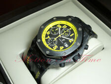 Audemars Piguet Royal Oak Offshore Bumble Bee Carbon Ref# 26176FO.OO.D101CR.02