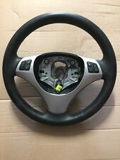 BMW 1 3 SERIES E90 E91 E81 E82 E87 Multi Function Steering Wheel Leather