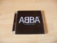 CD Abba - Number Ones - 2006 - 18 Songs - Blue Edition
