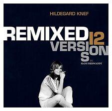 HILDEGARD/NIESWANDT,HANS KNEF - REMIXED  CD NEU