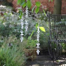 Lampadario Di Cristallo Contagocce Matrimonio Accessorio Candelbra giardino