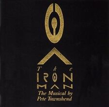 Pete Townshend The Iron Man: A Musical  (LIKE NW CD) John Lee Hooker, Peter Wolf
