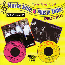 THE BEST OF MUSIC NOTE & MUSIC TONE RECORDS Vol.2