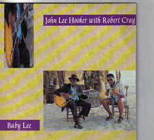John Lee Hooker&Robert Cray-Baby Lee cd single