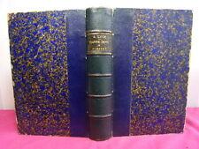 RARE ENVOI AUTOGRAPHE / JEANNE D'ARC A DOMREMY Siméon Luce vol in4, 1886