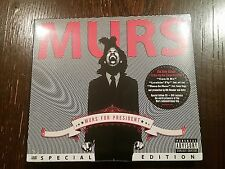 Murs for President by Murs CD Special Edition Bonus DVD Rare OOP Brand New