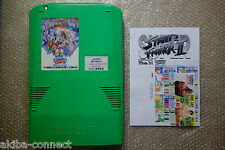 Super Street Fighter 2 The New Challengers Capcom CPS2 Arcade Game Japan