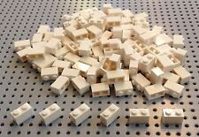 Lego White 1x2 Brick (3004) x25 in a set *BRAND NEW* City Star Wars Creator