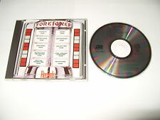 Foreigner Records 10 Track cd (1982)