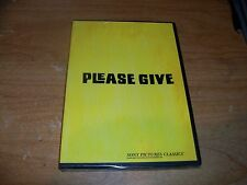 Sony Pictures Classics Please Give Consideration DVD Movie Catherine Keener NEW