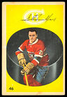 1962 63 PARKHURST HOCKEY 46 GILLES TREMBLAY RC EX COND MONTREAL CANADIENS ROOKIE