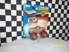 Hot Wheels: Monster Jam, TUFF-e-NUFF, PROWLER  2 trucks, variations 1:64