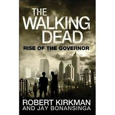 Walking Dead: Rise of the Governor by Robert Kirkman HC SIGNED & NUMBERED