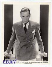 Herbert Marshall Evenings For Sale VINTAGE Photo