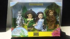 Barbie The Wizard of Oz Collectibles Mini Kelly Dolls Dog Mattel Gift Set 2003