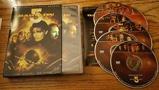 Babylon 5: The Complete Fifth Season (DVD, 6-Disc) five Sci Fi TV show series