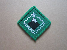 Adventure Woven Cloth Patch Badge Boy Scouts Scouting