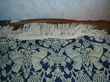 VINTAGE TOP QUALITY  MEDIEVAL STYLE TAPESTRY BED COVER