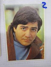 FIGURINA EDIS CANTANTI 1969 BEPPE CARDILE NUMERO 179 NUOVA