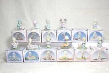 Enesco The Precious Moments 12 Months Collection Figurines