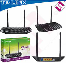 ROUTER TPLINK AC750 802.11AC BAND DUAL WIFI GIGABIT WPS PORT USB FILES