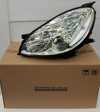 LEXUS OEM FACTORY DRIVERS HEADLAMP ASSY. 2002-2005 SC430 81170-24100