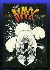 The Maxx by Sam Keith Artist Edition HC Image IDW HC 2016