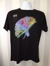 MUSE 2ND LAW TOUR 2013 BLACK T-SHIRT NEW OFFICIAL ADULT M