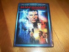 BLADE RUNNER The Final Cut 2 Disc Special Edition Harrison Ford DVD SET NEW