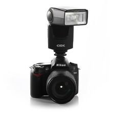 NEW Speedlite Flash For Canon EOS Nikon Fujifilm Olympus Pentax Samsung DSLR