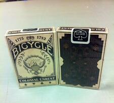 Bicycle Colonial Unrest Playing Cards Deck