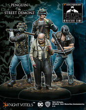 KNIGHT MODELS DC PENGUIN AND STREET DEMONZ PRE-ORDER NEW