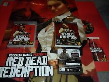 Red Dead Redemption (Sony PlayStation 3, 2010) PS3 Game Complete~Tested
