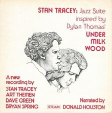 STAN TRACEY Jazz Suite Inspired By Dylan Thomas Under Milk Wood LP Steam TAA 271