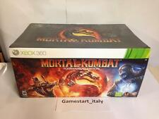 MORTAL KOMBAT TOURNAMENT EDITION - XBOX 360 - NUOVO - NEW SEALED - NTSC VERSION