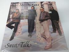 "THE MANHATTANS SWEET TALK 12"" SEALED VINYL LP RECORD D1-72946"