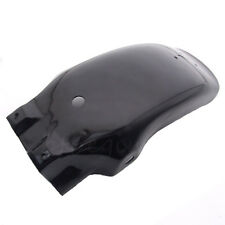 Motorcycle Black Outstanding Rear Mudguard Fender Accessory Prevent Universal
