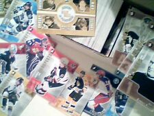 2004-05  IN THE GAME HEROES AND PROSPECTS COMPLETE SET (230) UPDATE SET INCLUDED