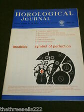 HOROLOGICAL JOURNAL - JAN 1964 - MAGNETISM & WATCHES