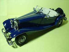 FRANKLIN  MINT 1/24  MERCEDES  BENZ  500  SPEZIAL  ROADSTER  1935