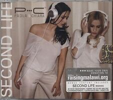 PAOLA & CHIARA - Second life - CD EP 2007 SIGILLATO SEALED 11 TRACKS