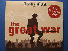 THE GREAT WAR PARTS 1 & 2 -- BBC DOCUMENTARY WW1 (1964) = PROMO =VGC