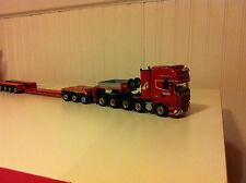 WSI Nooteboom Redline Scania 10x4 with Nooteboom ICP Lowloader