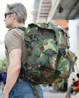 Real US Army Camo Alice Pack Large With Frame Real Military Surplus Survival