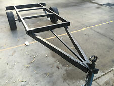 Tray top Trailer chassis SUIT 9X6FT TRAY ALSO BOX TRAILER BIKES QUADS ATV TRAIL