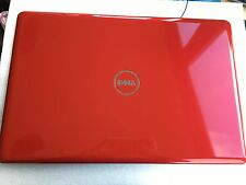 """Dell Inspiron 1750 17.3"""" LCD Screen Back Top Cover Lid Rear Case RED 5HKNY"""