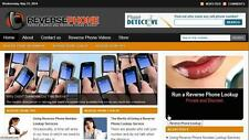 Reverse Phone Lookup Website In-Demand Turnk Free Installation + Free Hosting