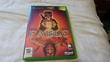 XBOX GAME FABLE